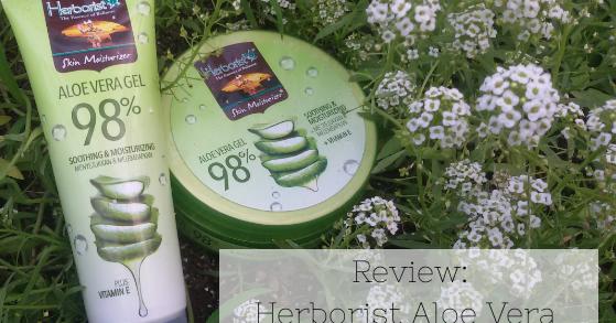 Ratnasari Pevensie S Review Herborist Aloe Vera Gel 98