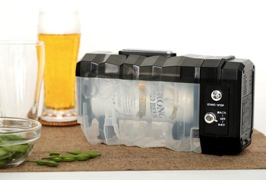 15 Coolest Beverage Chillers