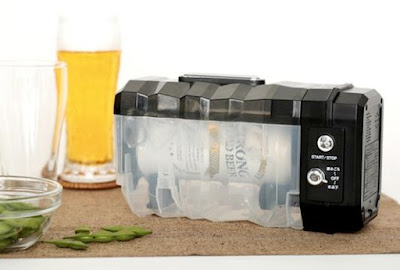 Rapid Beverage Cooler