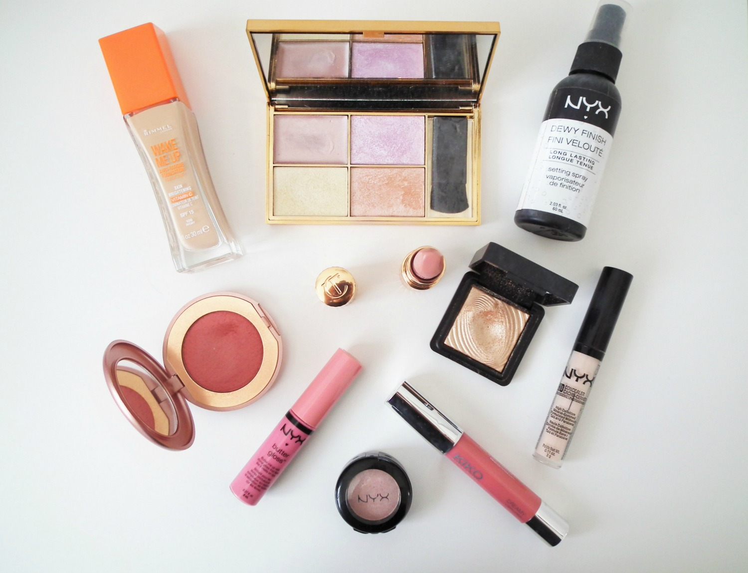 Summer 2016 Makeup Favourites