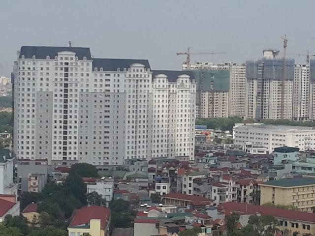 tiến độ chung cư ct1 nghĩa đô