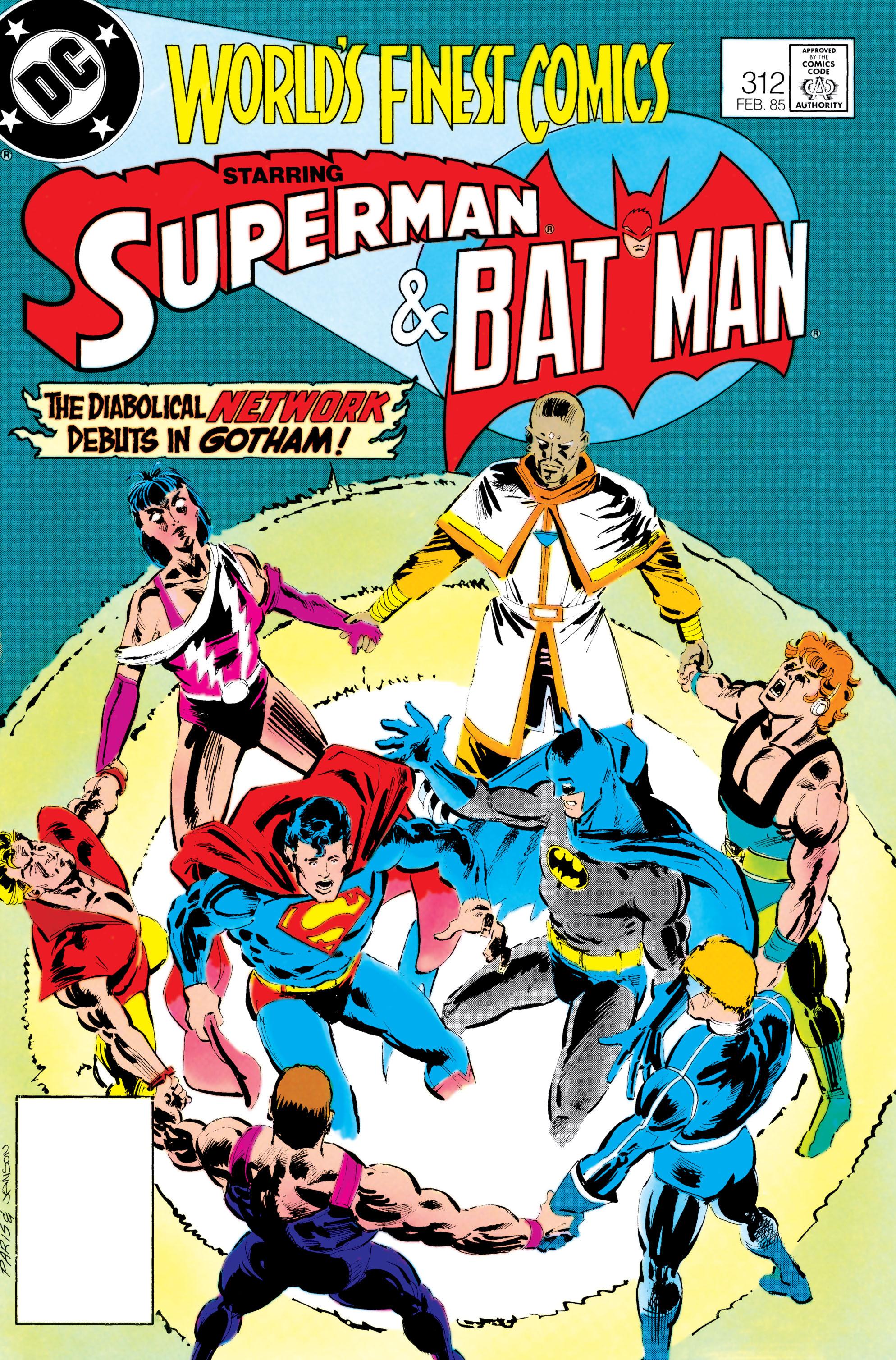 Read online World's Finest Comics comic -  Issue #312 - 1