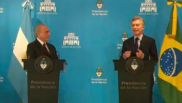 Argentina y Brasil lanzan ultimátum a Venezuela sobre Mercosur
