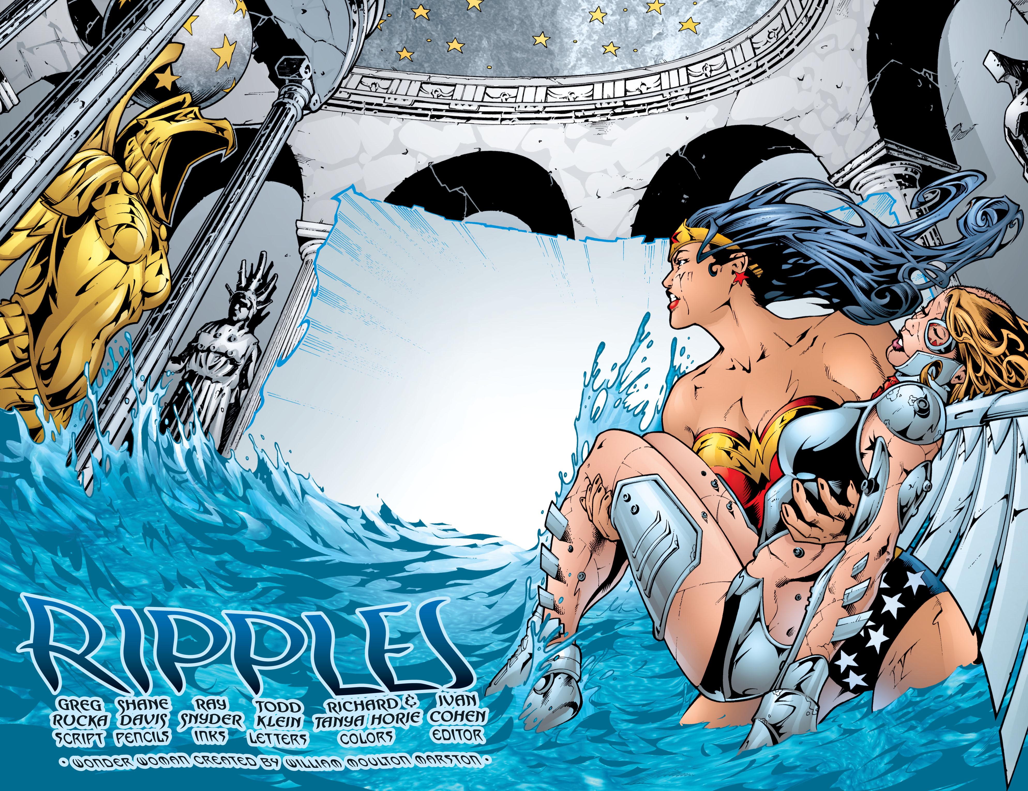 Read online Wonder Woman (1987) comic -  Issue #201 - 7