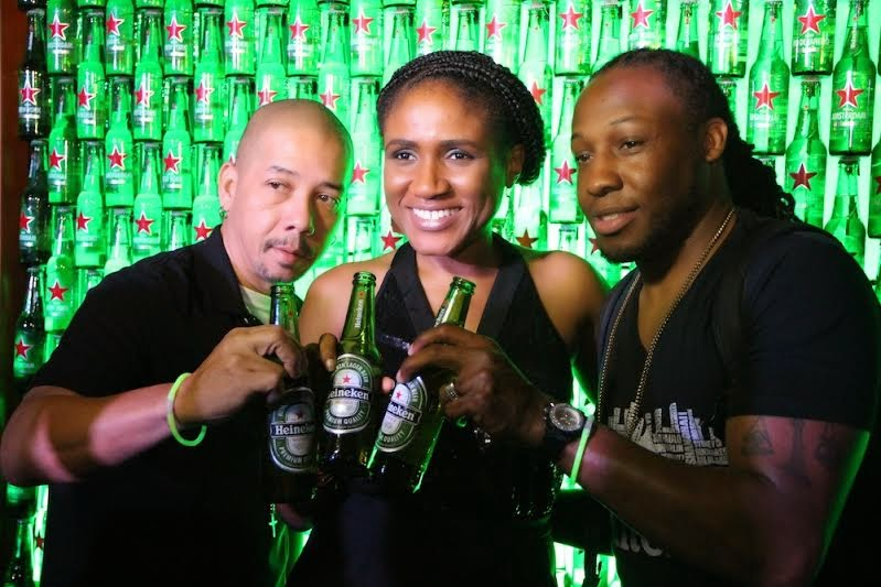 19 Grammy winning DJs, Black Chiney & DJ Snoop Da Damaja shut down Club Quilox for Heineken Green Light party