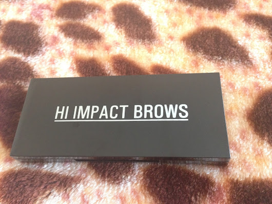Brow products I cannot live without.
