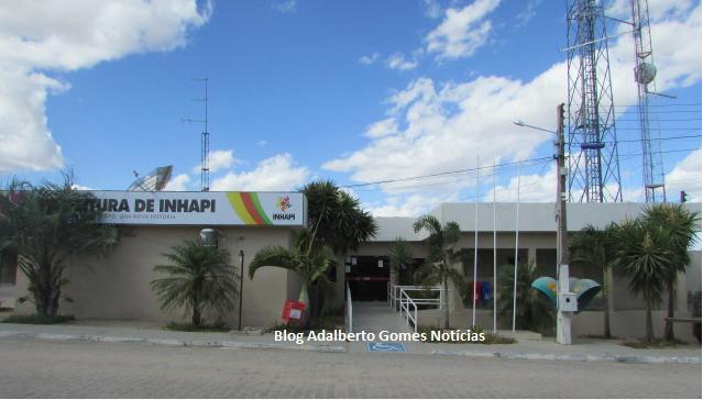 Prefeitura de Inhapi nomeia 30  aprovados em concurso público realizado em 2015