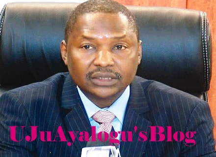 Malami criticizes media on anti-corruption war