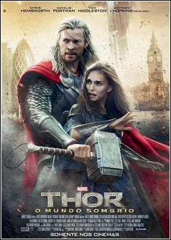 Download Thor : O Mundo Sombrio Dublado Torrent