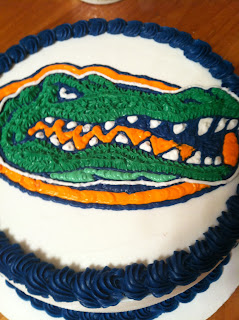 Introducing A Bday Cake For The Florida Gators