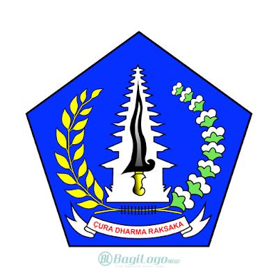 Kabupaten Badung Logo Vector