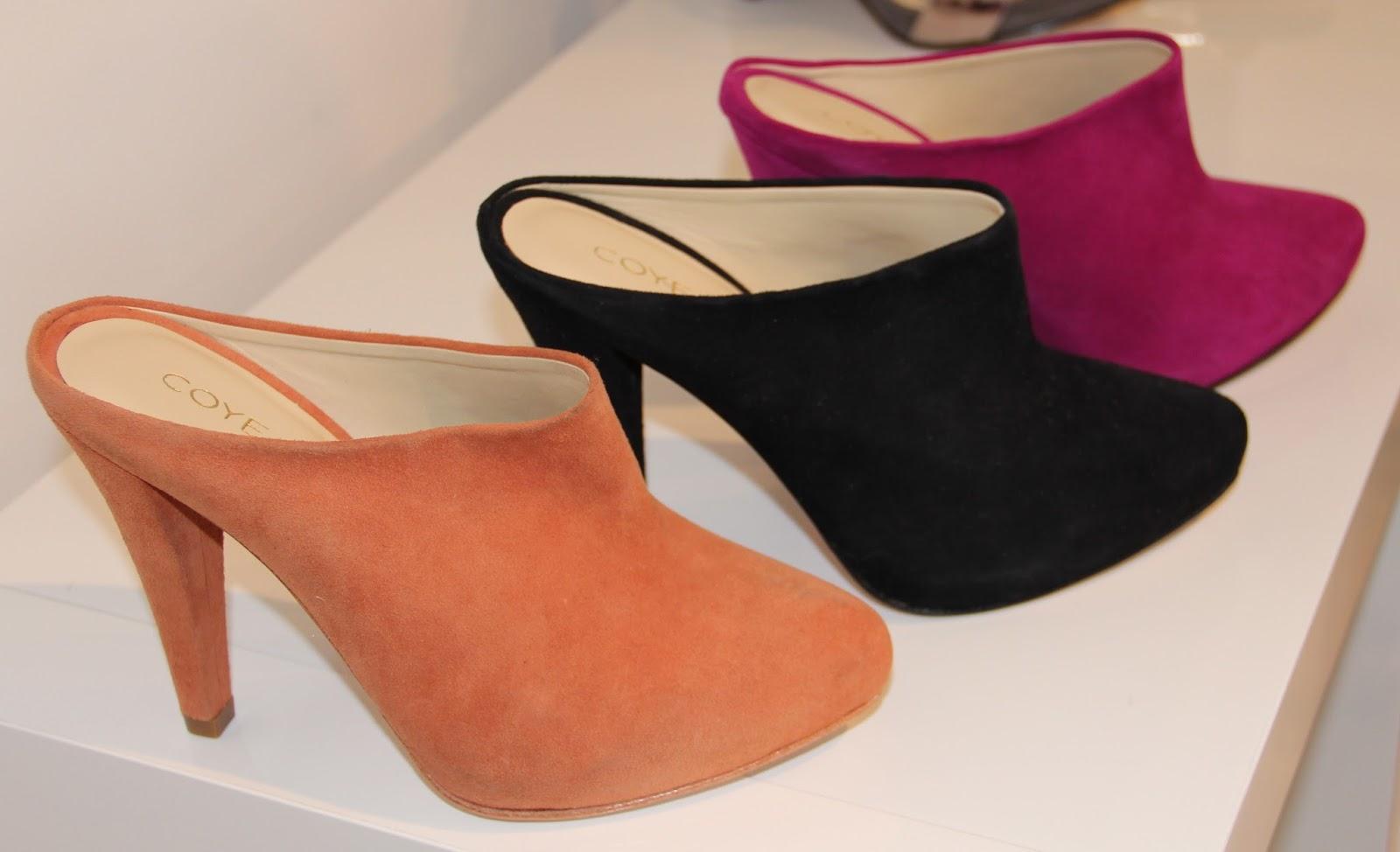 e50adfe3 COYE NOKES Footwear Fall/Winter 2013 Pumps, Boots, Flats, Sandals