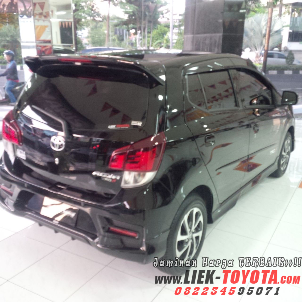 new agya trd hitam all kijang innova 2.4 g a/t diesel lux gambar modifikasi mobil sobat harga toyota liek hub 082234595071