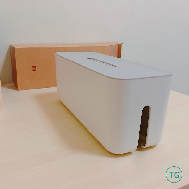 小米電源線收納盒