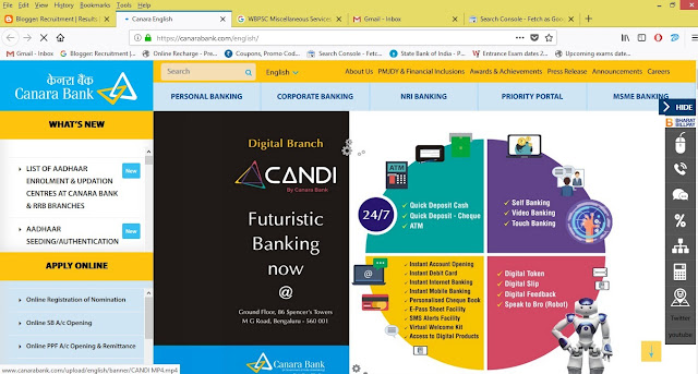 Canara Bank PO Answer Key 4th March 2018