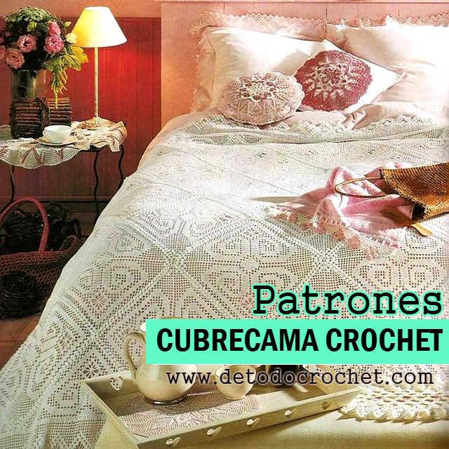 patrones de manta para cama