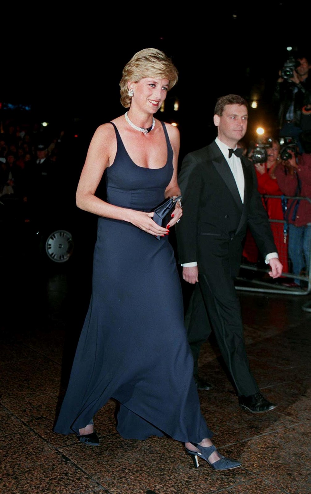 Princess Diana Had to Stop Wearing This Popular Brand