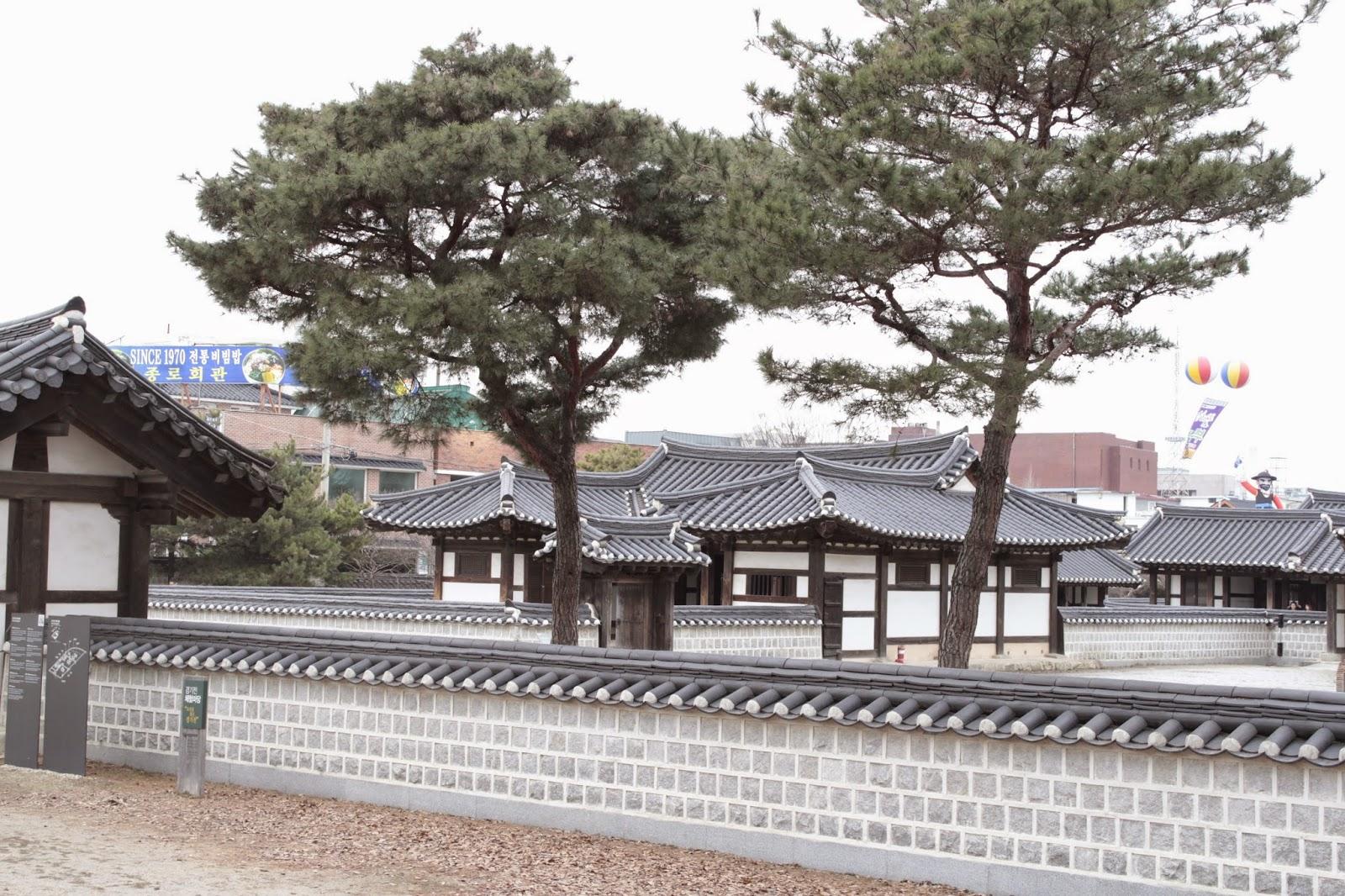 The Jeonju Hanok Village  Uc804 Uc8fc Ud55c Uc625 Ub9c8 Uc744