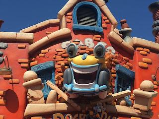 Benny the Cab Toontown Disneyland