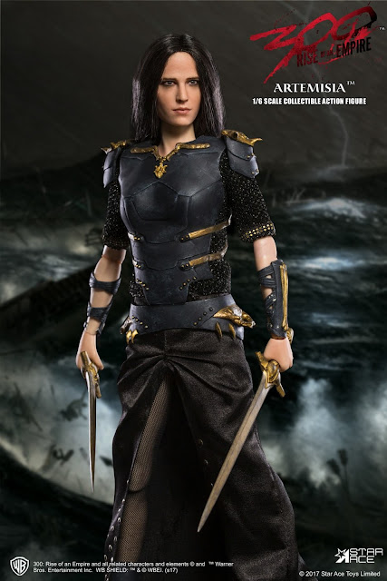 osw.zone 300 ACE TOY 300: Ascent of an Empire 1 / 6. Scale General Artemisia 12 inch Collector Figure