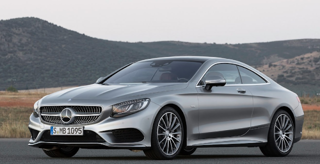 2018 Mercedes-Benz S-Class Coupe And Cabrio To Bow In Frankfurt