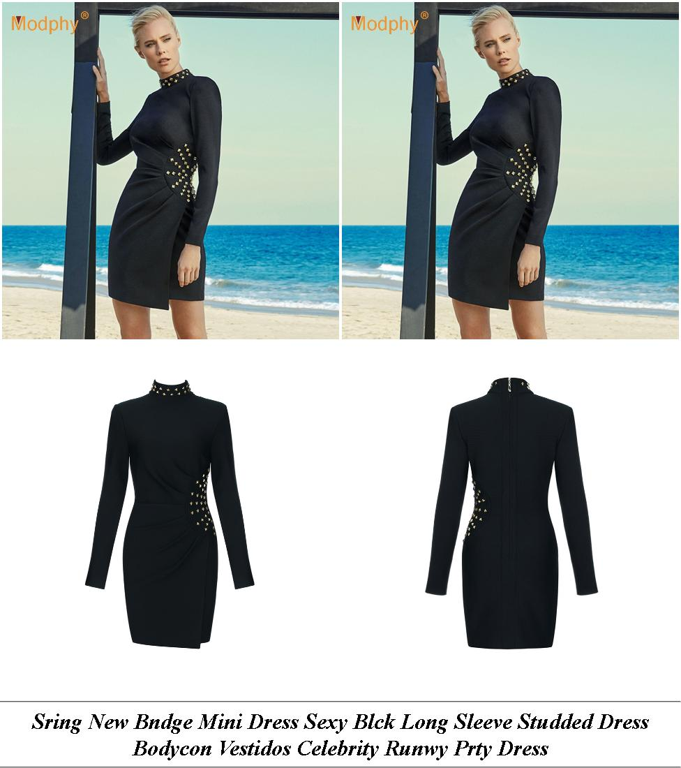 Rose Gold Dress For Girl - Cloth Uy Online - Teal Womens Dress