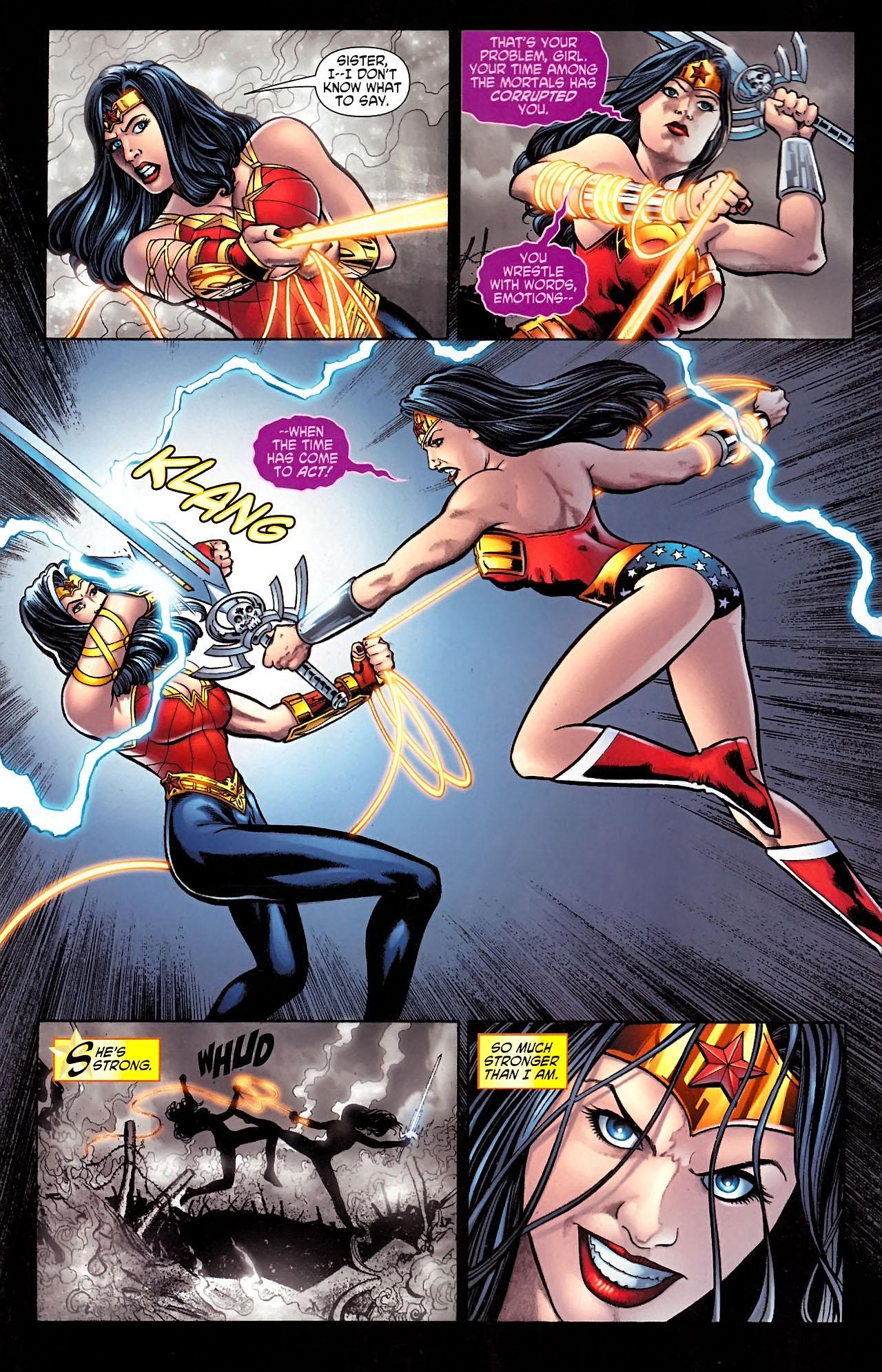 Read online Wonder Woman (2006) comic -  Issue #613 - 3