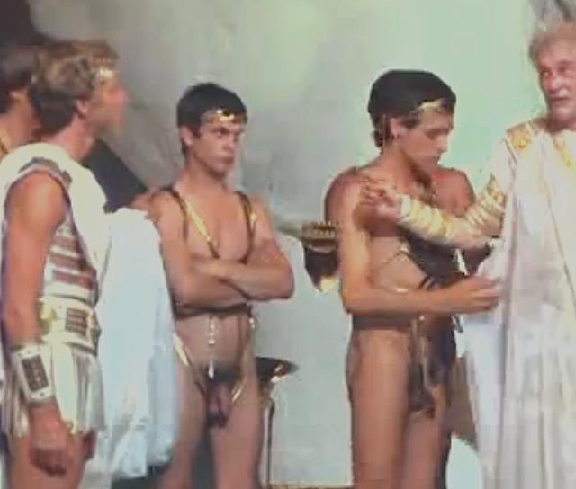 Оргия Калигулы