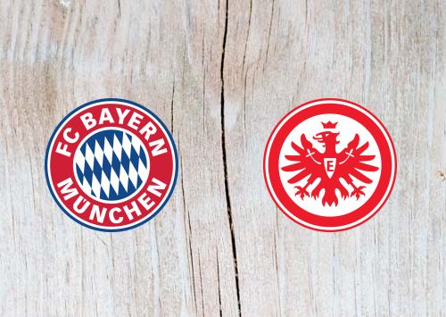 Bayern Munich vs Eintracht Frankfurt Full Match & Highlights 18 May 2019