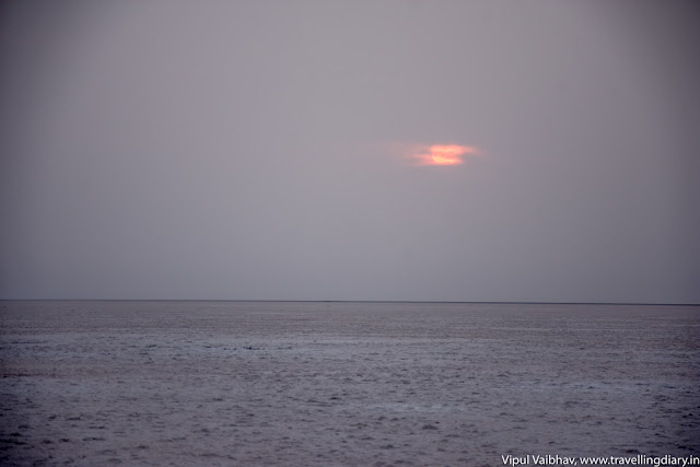sunrise, kutch