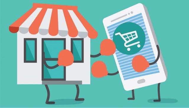 E-Commerce Semakin Menjatuhkan Ritel