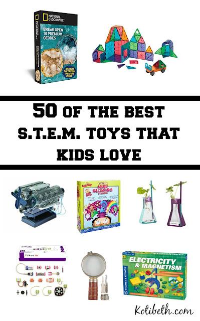 stem toys christmas 2016
