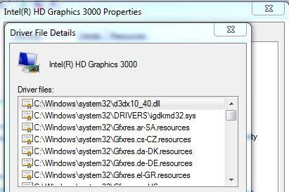 Bagaimana menemukan file yang digunakan driver komputer Windows