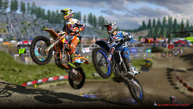 MXGP 2 Gameplay Screenshot 1