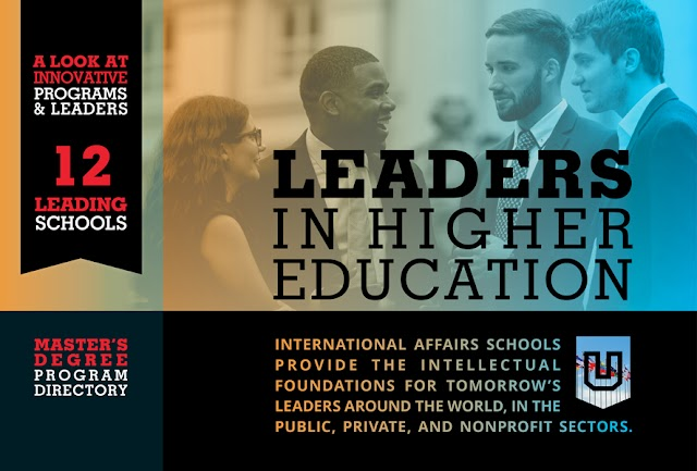 Johns Hopkins SAIS featured in Foreign Policy's Guide to Leaders in Higher Education