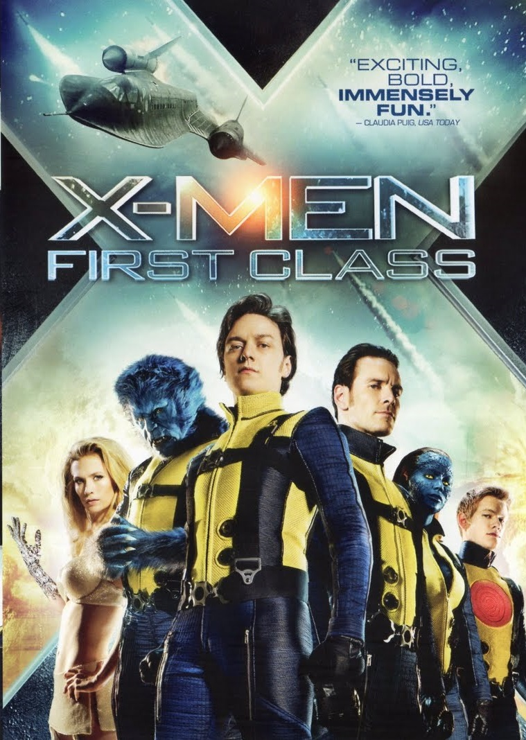 X-Men Movie Anthology - Matjo X Men First Class Erik Kills
