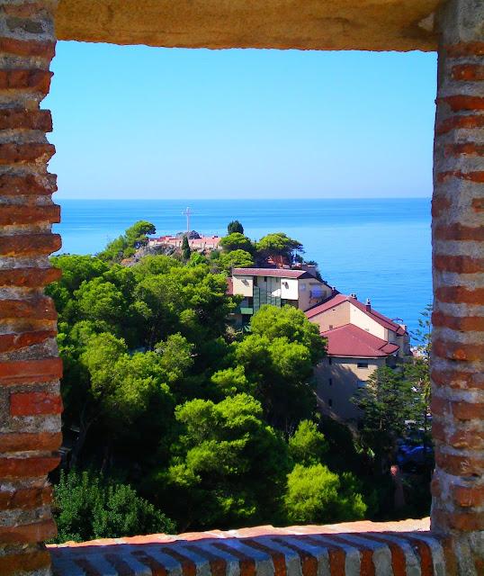 Vista desde el castillo de Almuñecar - Granada