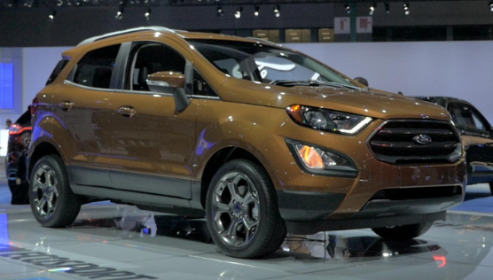 2020 Ford EcoSport Release Date