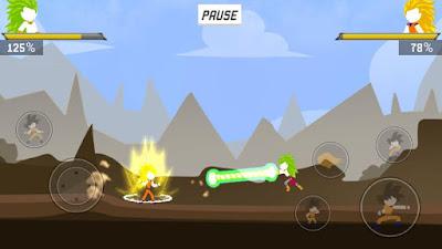 لعبة Stick Shadow War Fight للاندرويد, لعبة Stick Shadow War Fight مهكرة, لعبة Stick Shadow War Fight للاندرويد مهكرة