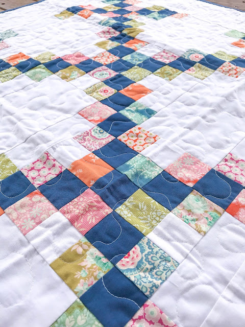 Irish Harvest Quilt by Anorina Morris