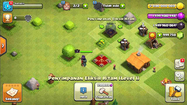 cheat coc unlimited coins