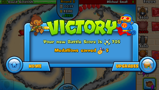 Nurifai ™: Bloons TD Battles Mod APK 4.3.1 Unlimited Medallions For Android