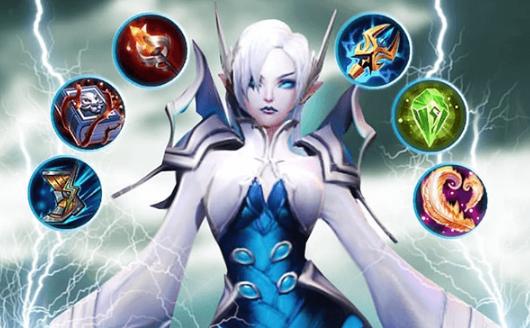 Build Eudora Mobile Legends Terbaru ! Satu Kali Ulti Dijamin Musuh Mati