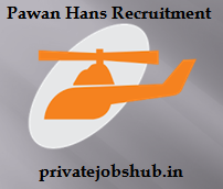 Pawan Hans Recruitment