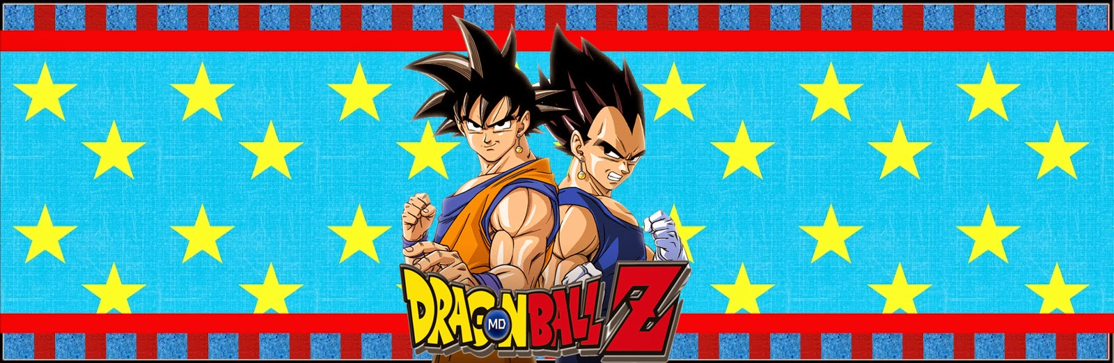 Dragon Ball Z Free Printable Candy Bar Labels Oh My