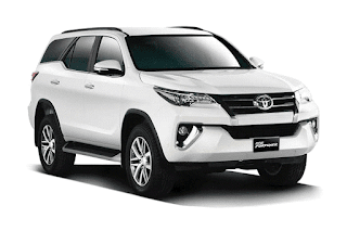 Toyota All New Fortuner, SUV baru Toyota