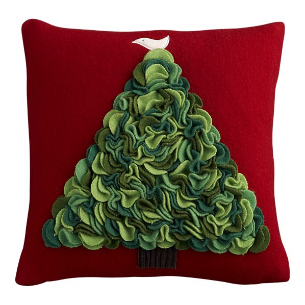 Christmas Trees Dorchester: Decorating The Dorchester Way: Christmas Pillows