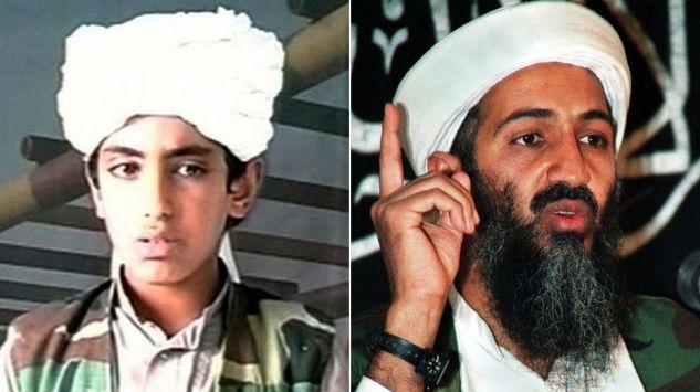 """Os Estados Unidos incluíram nesta quinta-feira (5) em sua lista de """"terroristas internacionais"""" o nome de Hamza Bin Laden, filho do falecido líder da Al-Qaeda Osama Bin Laden, uma decisão que aciona automaticamente sanções legais e financeiras contra ele, dizendo que o jovem bin Laden representa um risco para a segurança nacional dos EUA"""