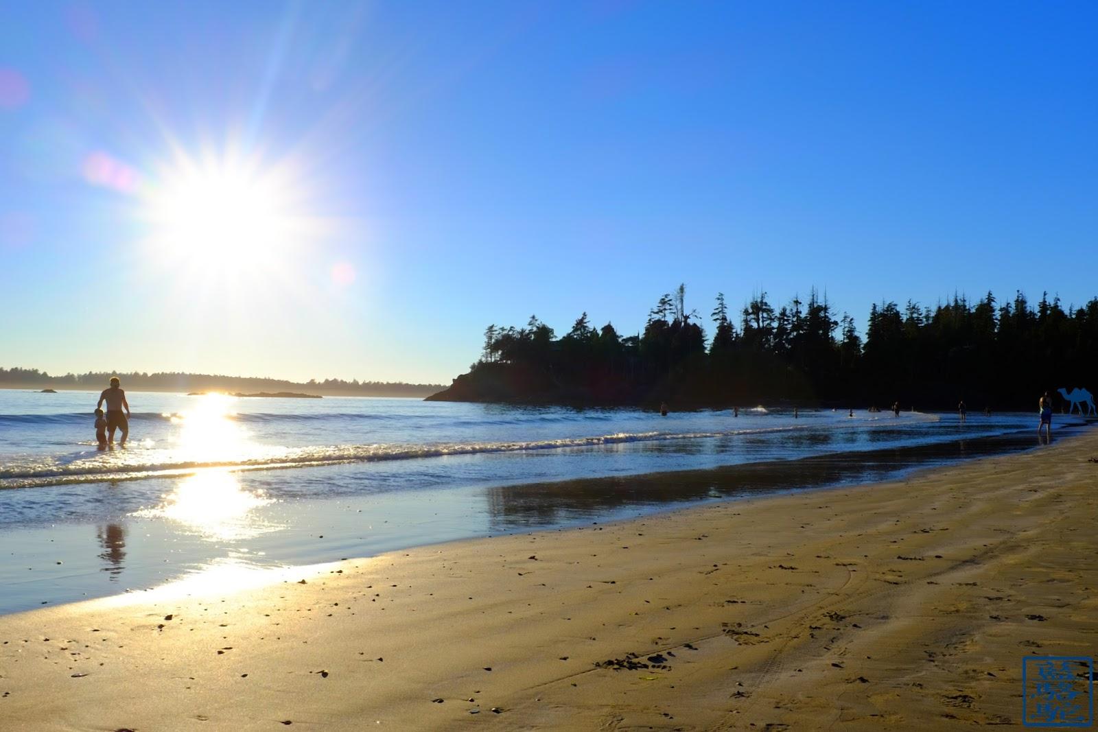 Le Chameau bleu - Mackenzie Beach - Tofino