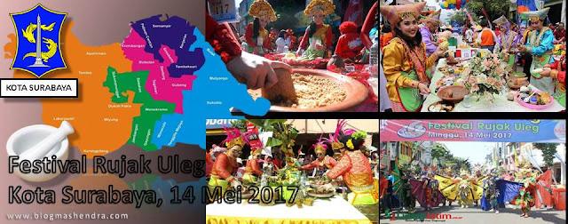 Festival Rujak Uleg 2017 - Blog Mas Hendra